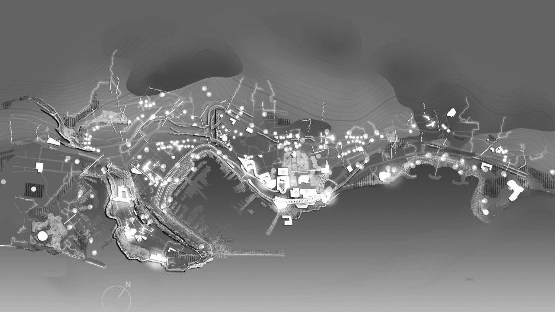 Plan lumière, charte SDAL Monaco