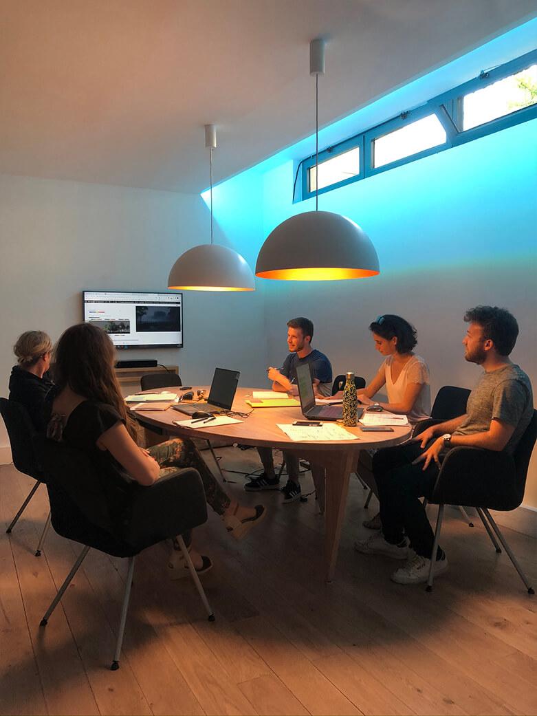 Concepto the studio