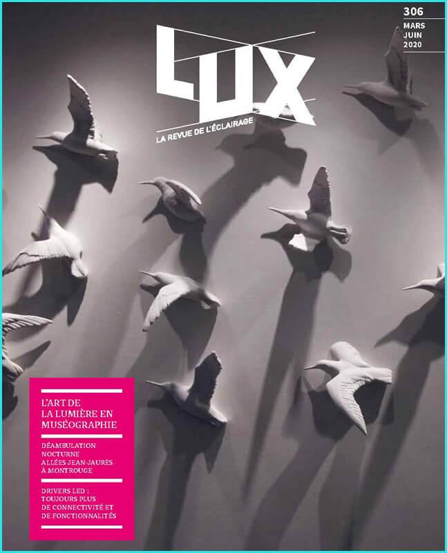 couverture revue Lux n°306